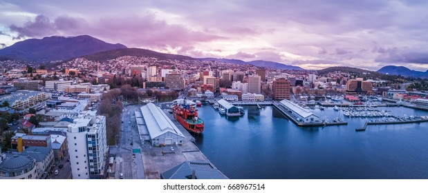 Hobart Waterfront & Salamanca