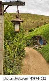 HOBBITON home of the HOBBIT movie and LORD OF THE RINGS 2016 on FEBRUARY 04, 2016 in Matamata, New Zealand 2016