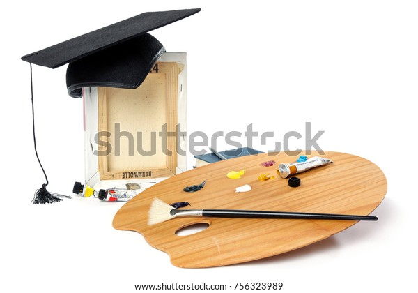 Hobby Classes Courses Concept Series Graduation Stock Photo (Edit