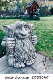 Hobgoblin at garden