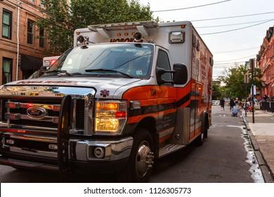 Hoboken Fire Department Images, Stock Photos & Vectors   Shutterstock