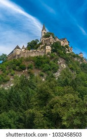 Hochosterwitz Castle - a medieval castle in Carinthia, one of the most beautiful in Austria