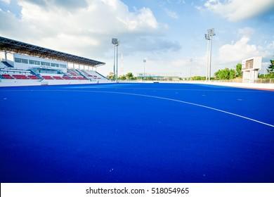 hockey game. stadium . turf and equipment . accessories . Step Installation . shock pad