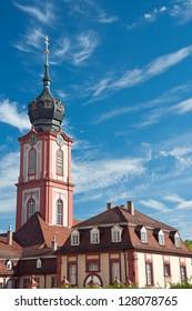 Hofkirche, Bruchsal Palace - Church of the court