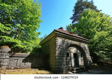 Hohe Warte in Bayreuth is a city in Bavaria, Germany, with many historical attractions