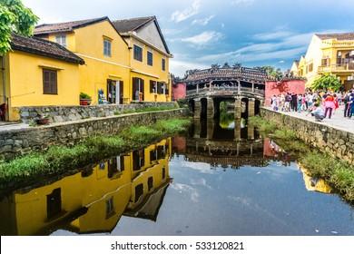 Hoi An Town - Japanese Bridge