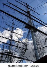 Hoist the sail!