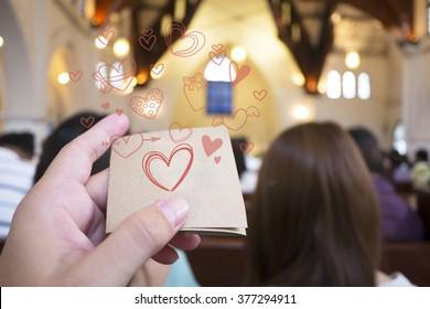 Hold wedding programs