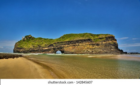 Hole in the wall, Eastern Cape, South Africa