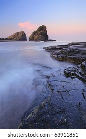 Hole-in-the-wall, wild coast, south africa
