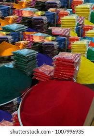 Holi Festival India. Photography