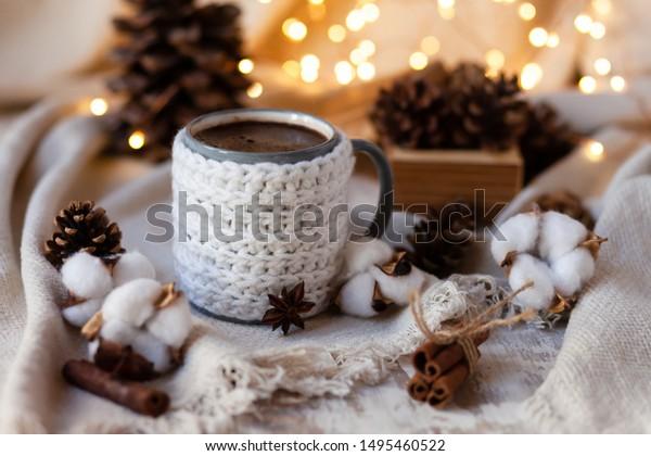 holiday-christmas-composition-mug-knitte