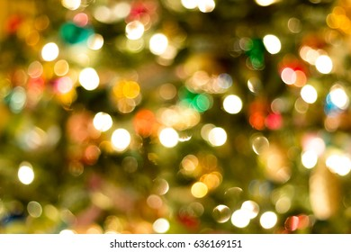 Holiday Decoration Background