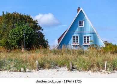 Holiday house at the Baltic Sea