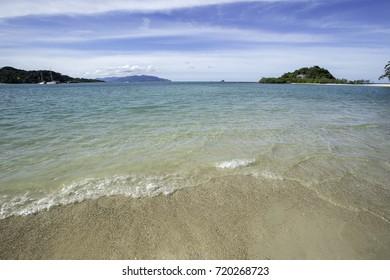 Holiday on the Beach sand sea