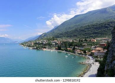 Holiday Resort at Garda Lake in Italy