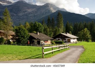 holiday resort in Switzerland
