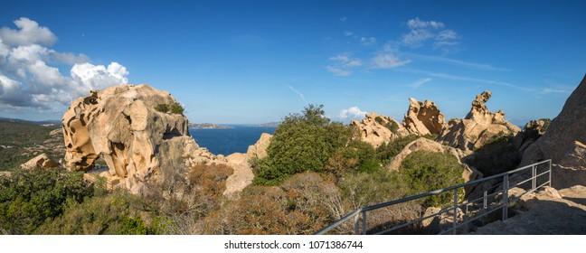 Holiday trip to Sardinia