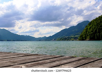 Holiday at the Wolfgangsee