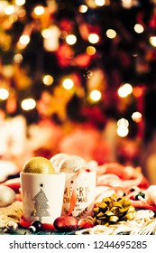 holiday,cockade,atmosphere,background,backgrounds,breakfast,brunch,cardamom,celebration,chocolate,christmas,christmas decoration,christmas tree,coffee,cozy,cream - dairy product,decorating,drink,famil