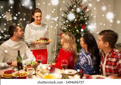 Fotos Cena Navidad Frinsa.Imagenes Fotos De Stock Y Vectores Sobre Cena Navidad