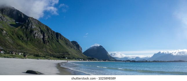Holidays in Norway on the Lofoten