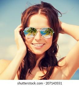 ca0372f407 reflecting sunglasses Images