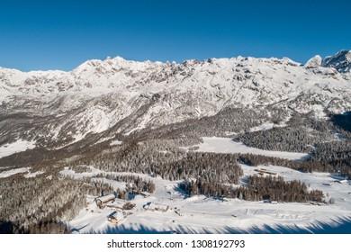 Holidays in Valtellina, ski station. Valmalenco (Province of Sondrio)
