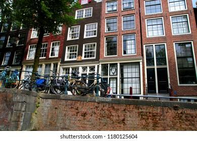 holland chanal Amsterdam