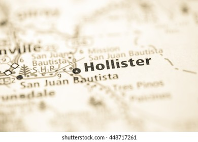 Hollister. California. USA