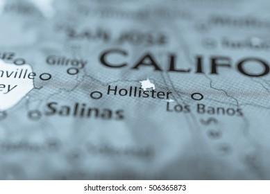 Hollister, California, USA.