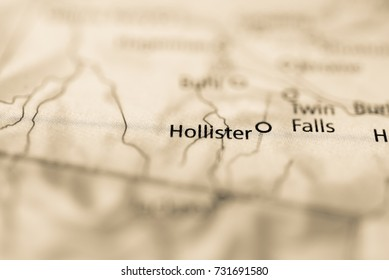 Hollister, Idaho.