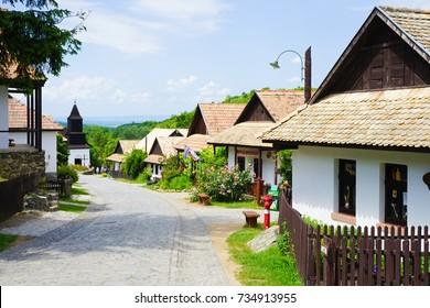 Holloko UNESCO Site in Hungary