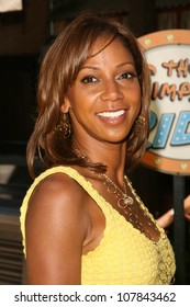 """Holly Robinson Peete  at the Grand Opening of """"The Simpsons Ride"""". Universal Studios Hollywood, Universal City, CA. 05-17-08"""