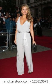 Holly Valance arriving for the 2012 GQ Men Of The Year Awards, Royal Opera House, London. 05/09/2012 Picture by: Henry Harris