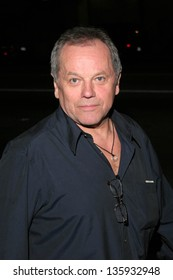 HOLLYWOOD - APRIL 06: Wolfgang Puck at Flaunt Magazine Presents Nefarious Fine Jewelry Hosted by Velvet Revolver at Black Steel Restaurant on April 06, 2006 in Hollywood, CA.