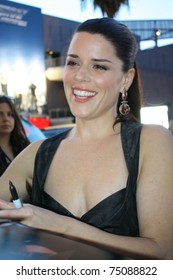 """HOLLYWOOD -APRIL 11, 2011: Actor Neve Campbell at the premiere of the movie """"Scream 4"""" at Grauman's Chinese Theatre April 11, 2011 Hollywood, CA."""
