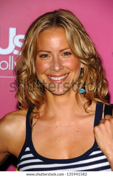 Hollywood April 26 Brittany Daniel Us Stock Photo Edit Now 135941582