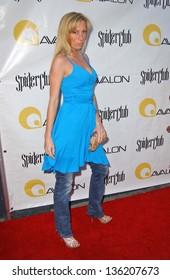 "HOLLYWOOD - APRIL 30: Melissa ""MoJo"" Hunter at the Larpy Awards at Avalon on April 30, 2006 in Hollywood, CA."