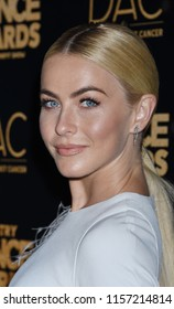 HOLLYWOOD - AUG 15:  Julianne Hough arrives to the 2018 Industry Dance Awards  on August 15, 2018 in Hollywood, CA