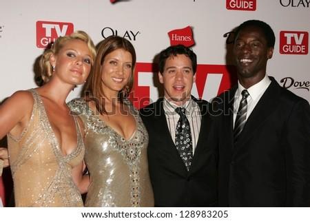 Hollywood August 27 Cast Greys Anatomy Stock Photo Edit Now