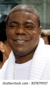 HOLLYWOOD, CA - APRIL 10, 2011: Tracy Morgan at the Los Angeles premiere of 'Rio' held at the Grauman's Chinese Theater in Hollywood, USA on April 10, 2011.