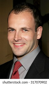 HOLLYWOOD, CA - DECEMBER 01, 2005: Jonny Lee Miller at the World premiere of 'Aeon Flux' at the Cinerama Dome in Hollywood, USA on December 1, 2005.