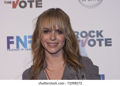 HOLLYWOOD, CA - FEBRUARY 11: Actress Taryn Manning arrives at the 14th annual 'Friends 'N' Family' GRAMMY event at Paramount Studios on February 11, 2011 in Hollywood, California