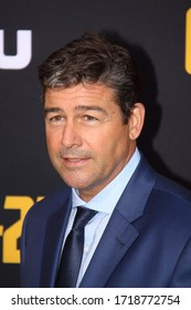 HOLLYWOOD, CA - MAY 07, 2019: Kyle Chandler at the premiere of CATCH-22 on May 7, 2019 at the TCL Chinese Theatre in Hollywood, CA.