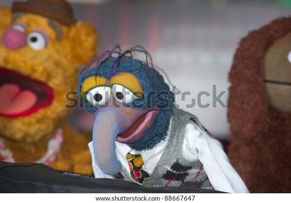 Hollywood Ca November 12 Muppet Characters Stock Photo (Edit