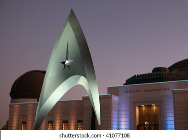 HOLLYWOOD, CA - NOVEMBER 16: The historic Griffith Observatory is the location of Paramount Home Entertainment DVD release party on November 16, 2009 in Hollywood,California