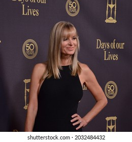 Hollywood, CA USA - November 7, 2015: Actress Eileen Davidson attends the Days of Our Lives 50th Anniversary Party.