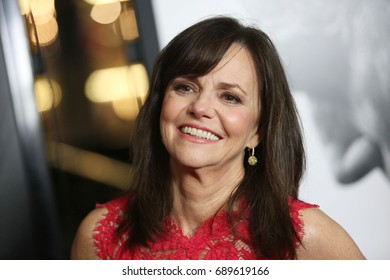 Hollywood, CA, USA; November 8, 2012;  Sally Field arrives to the premiere of Lincoln during the 2012 AFI Film Festival in Hollywood, California.
