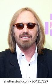 Hollywood, CA, USA, September 6, 2012; Tom Petty arrives to the 2012 MTV Video Music Awards at Staples Center.